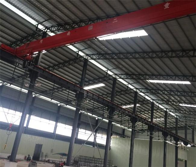 单梁起重机设备机械厂家供应商-- 东莞起重机设备有限公司