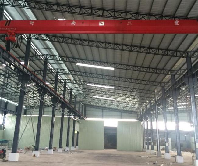 单梁起重机设备机械生产厂家-- 东莞起重机设备有限公司