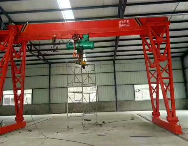 单梁起重机设备机械供应商-- 东莞起重机设备有限公司