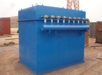 脈沖布袋除塵器-- 藍天除塵設備
