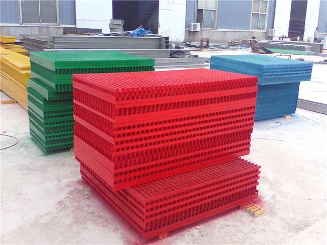 玻璃格栅板 玻璃钢格栅网-- 河北伟恒玻璃钢有限公司