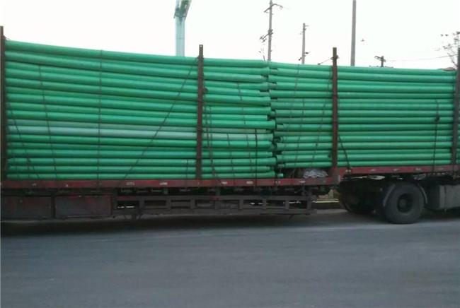 工业园区玻璃钢电缆保护管生产厂家-- 宝东玻璃钢电缆管