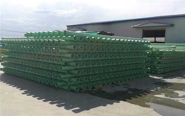 工业园区玻璃钢电缆保护管供应商-- 宝东玻璃钢电缆管