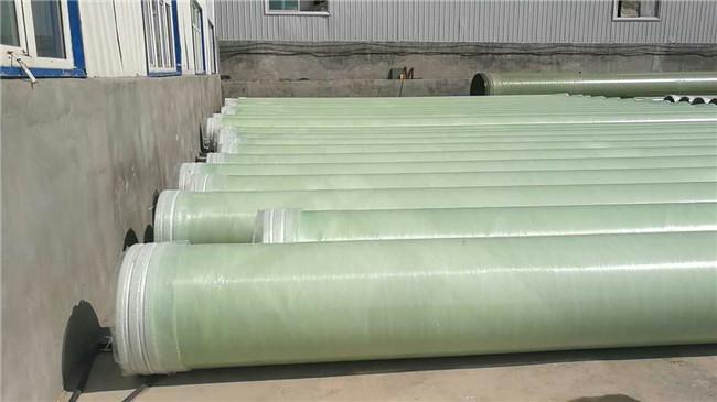 工业园区玻璃钢脱硫管道供应商 工业园区玻璃钢脱硫管道生产厂家-- 宝东玻璃钢电缆管