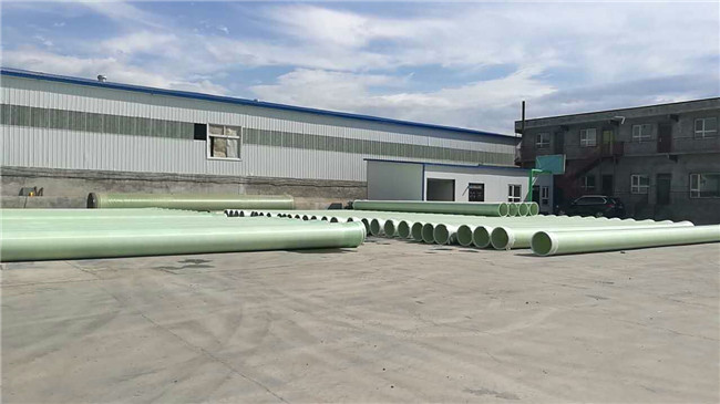 工业园区玻璃钢夹砂管道供应商 工业园区玻璃钢夹砂管道生产厂家-- 宝东玻璃钢电缆管