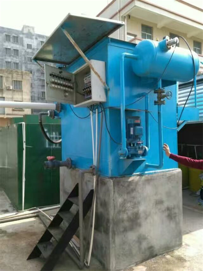 屠宰废水处理设备生产厂家 屠宰废水处理设备供应商-- 杰鲁特环保污水处理设备