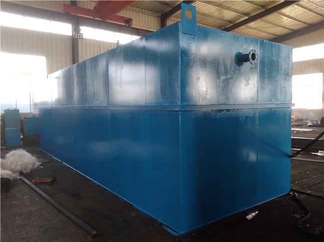 地埋式一体化废水处理设备供应商-- 杰鲁特环保污水处理设备