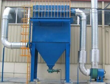 MC-II型脈沖袋式除塵器-- 藍天除塵設備