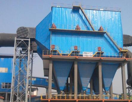 集合式高壓靜電除塵器-- 藍天除塵設備