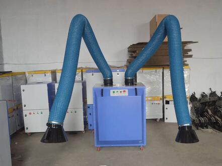 焊烟净化器-- 蓝天除尘设备