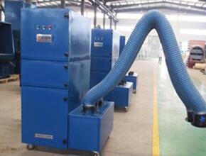 焊烟净化器     焊烟净化器厂家-- 蓝天除尘设备