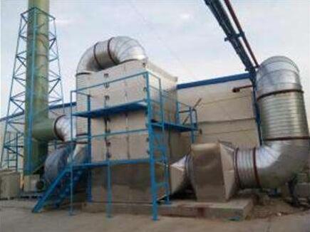低溫等離子廢氣處理設備-- 河北廣吉玻璃鋼有限公司