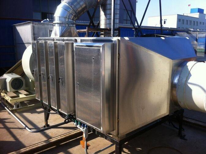 脱硫脱硝设备-- 河北广吉玻璃钢有限公司