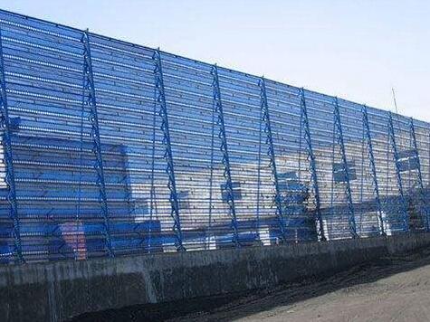 玻璃钢防风抑尘网-- 河北广吉玻璃钢有限公司