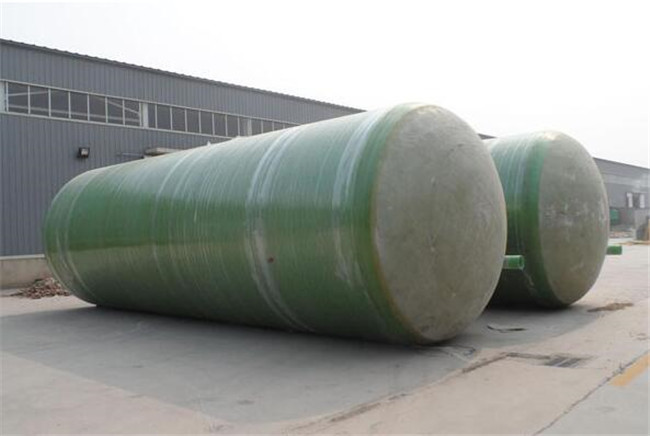 城市改造玻璃钢化粪池生产厂家 城市改造玻璃钢化粪池供应商-- 宝东玻璃钢化粪池