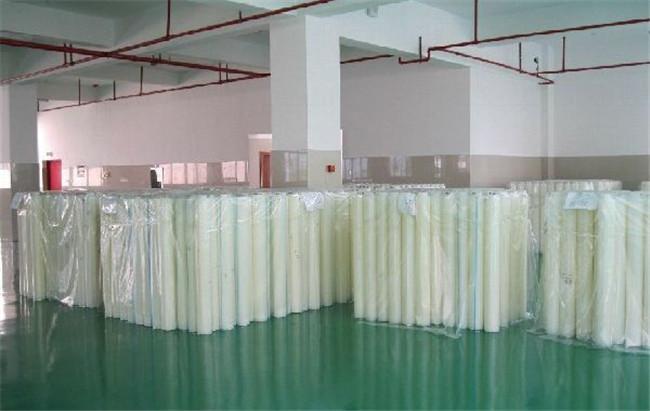 硅胶双层PE保护膜生产厂家 硅胶双层PE保护膜供应商-- 冠爵电子PET保护膜