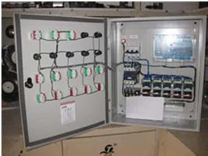 低压脉冲控制柜-- 蓝天除尘设备