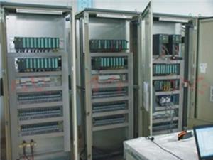 PLC控制柜-- 蓝天除尘设备