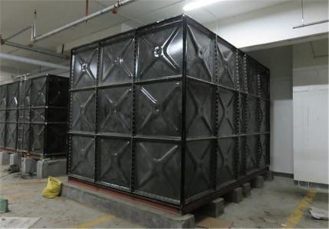 装配式镀锌水箱供应商 装配式镀锌水箱生产厂家-- 大有玻璃钢