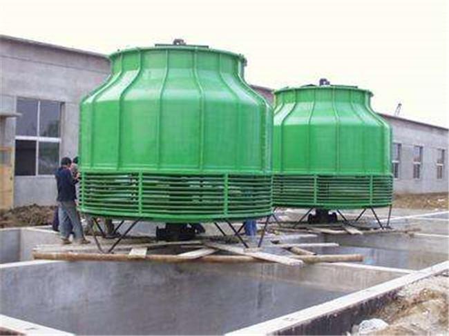 喷雾式玻璃钢冷却塔生产厂家 喷雾式玻璃钢冷却塔供应商-- 大有玻璃钢