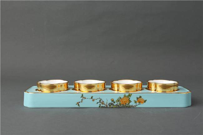 景德镇陶瓷办公四件套批发价格-- 北京景瓷文化发展有限公司(景德镇瓷器北京直营)