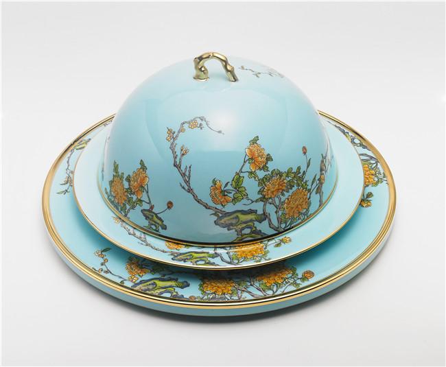 景德镇青花瓷餐具定制厂家-- 北京景瓷文化发展有限公司(景德镇瓷器北京直营)