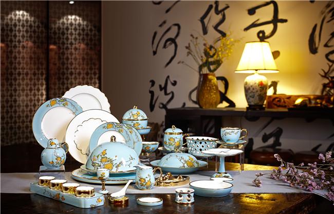 景德镇青花瓷餐具批发-- 北京景瓷文化发展有限公司(景德镇瓷器北京直营)