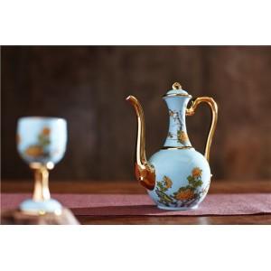 景德鎮陶瓷酒具定制廠家