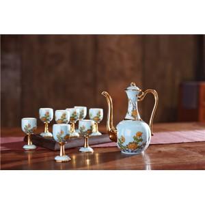 景德鎮陶瓷酒具批發價格