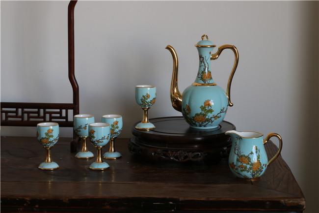 景德镇陶瓷咖啡具定制厂家-- 北京景瓷文化发展有限公司(景德镇瓷器北京直营)