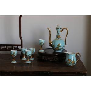 景德鎮陶瓷咖啡具定制廠家