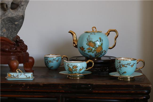 景德镇陶瓷咖啡具批发价格-- 北京景瓷文化发展有限公司(景德镇瓷器北京直营)