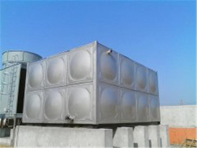 不锈钢消防水箱供应商 不锈钢消防水箱生产厂家-- 大有玻璃钢