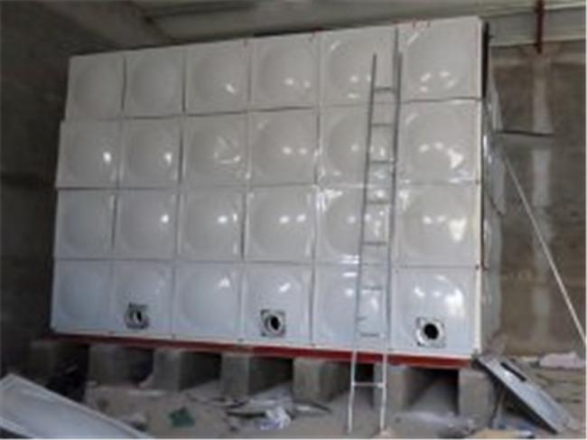 smc 玻璃钢水箱-- 大有玻璃钢
