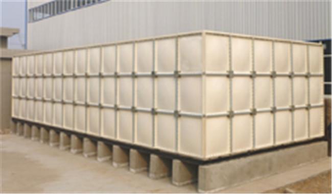 SMC 组合式玻璃钢水箱-- 大有玻璃钢