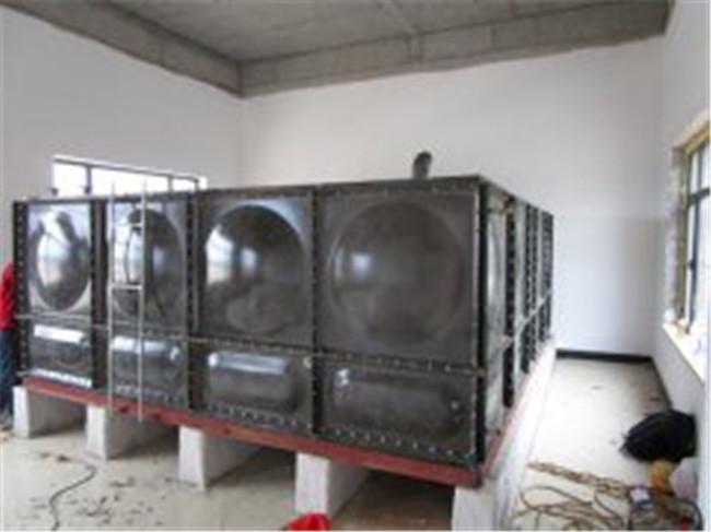 搪瓷钢板水箱-- 大有玻璃钢