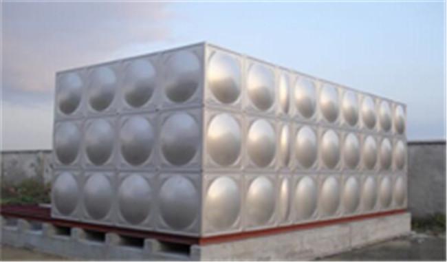 无焊接装配式不锈钢水箱-- 大有玻璃钢