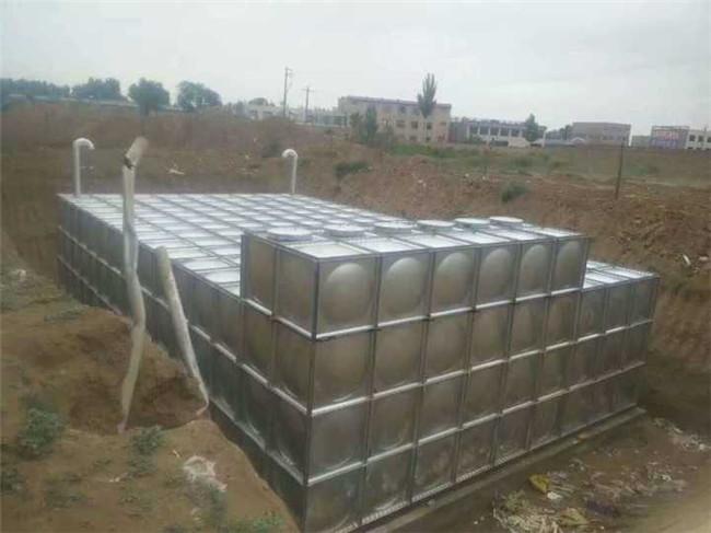DBF地埋式水箱-- 大有玻璃钢