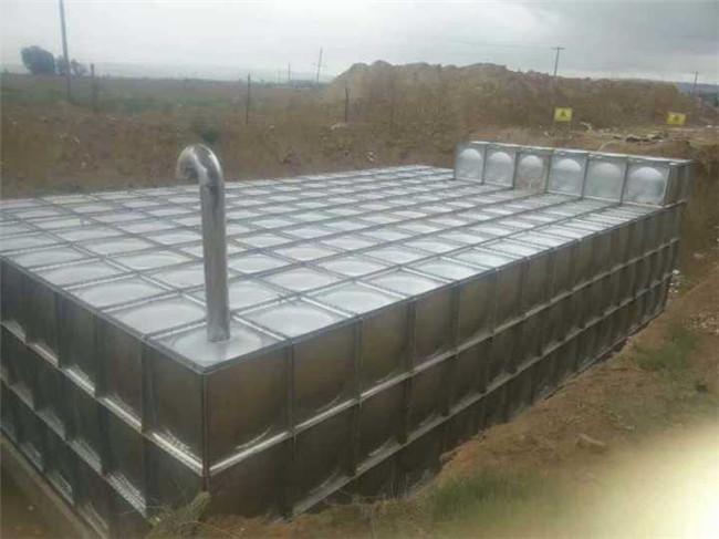 DBF地埋式水箱厂家-- 大有玻璃钢