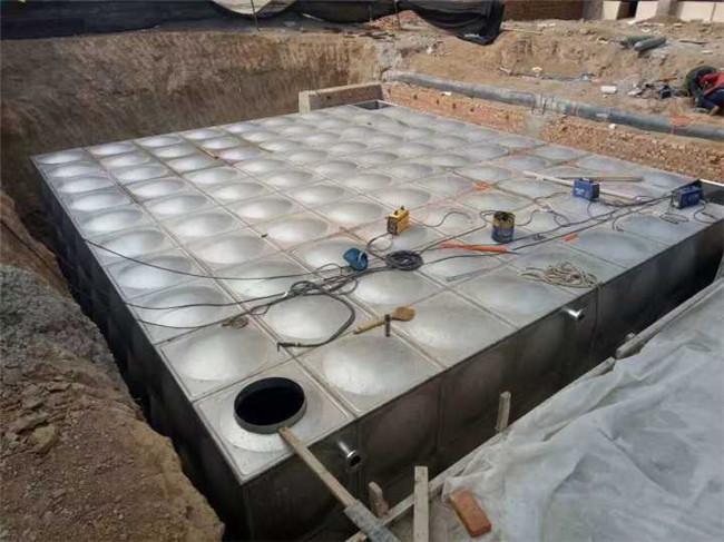 地埋式水箱 DBF地埋式水箱-- 大有玻璃鋼