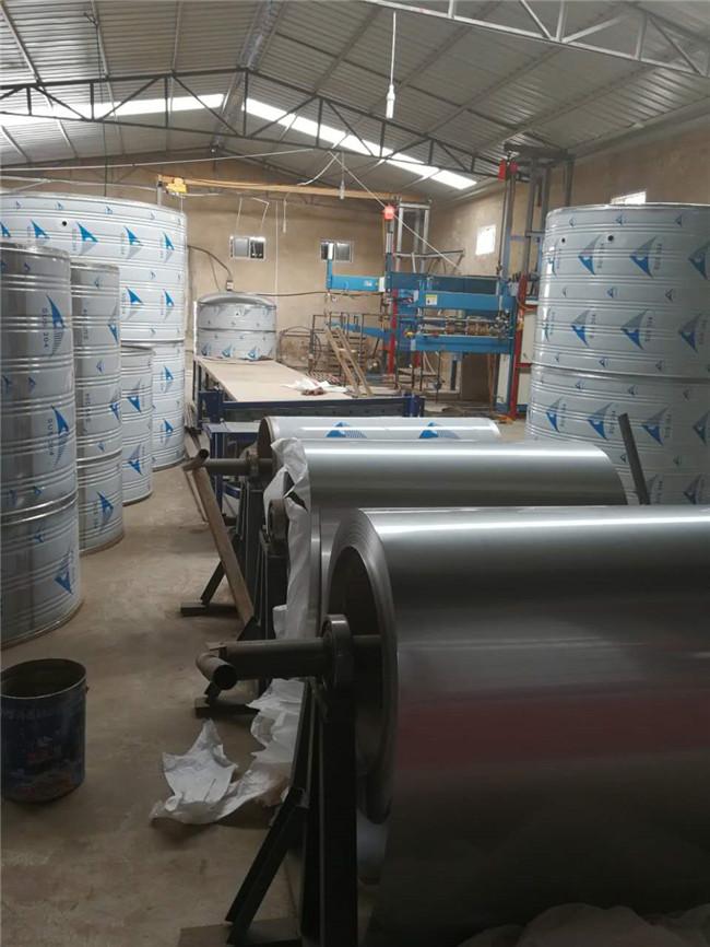 圆形保温水桶/保温水箱/圆形保温水箱-- 大有玻璃钢
