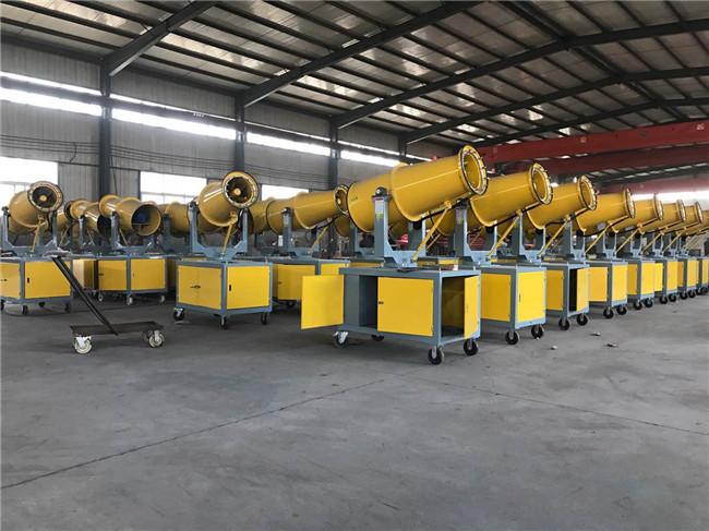 建筑工地除塵霧炮供應商 建筑工地除塵霧炮生產廠家-- 杭州凝輝環保設備有限公司