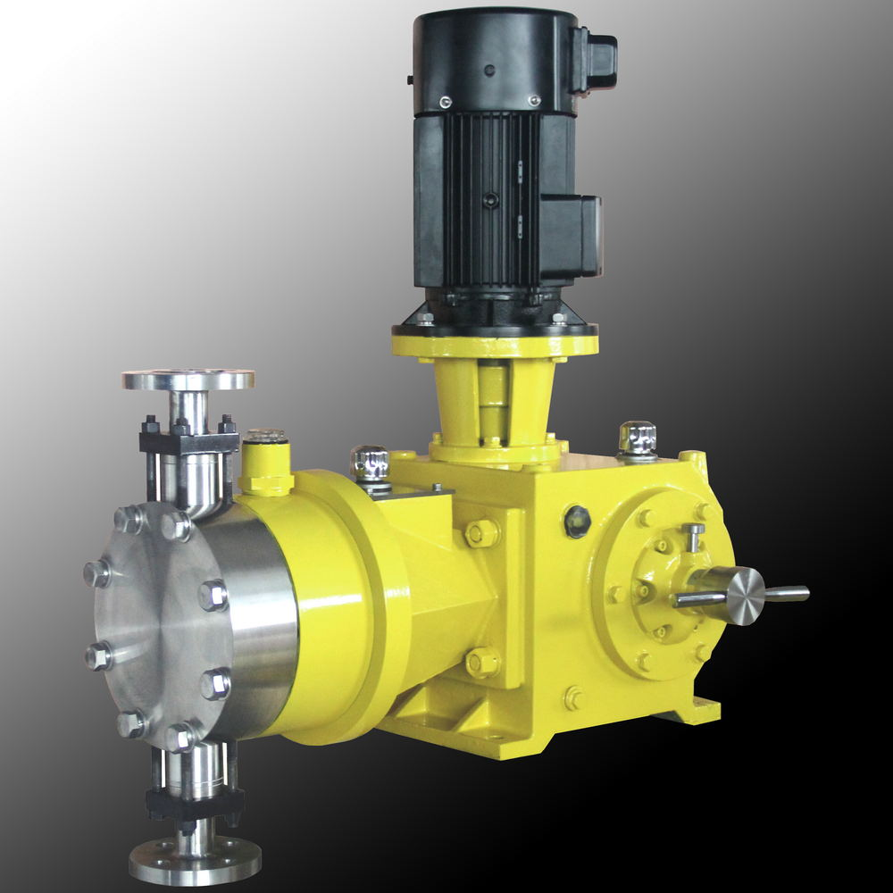 系列液压隔膜计量泵-- 甘肃鑫元机电设备有限公司