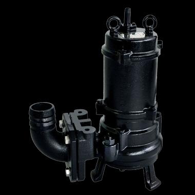 污水污物潜水电泵-- 甘肃鑫元机电设备有限公司
