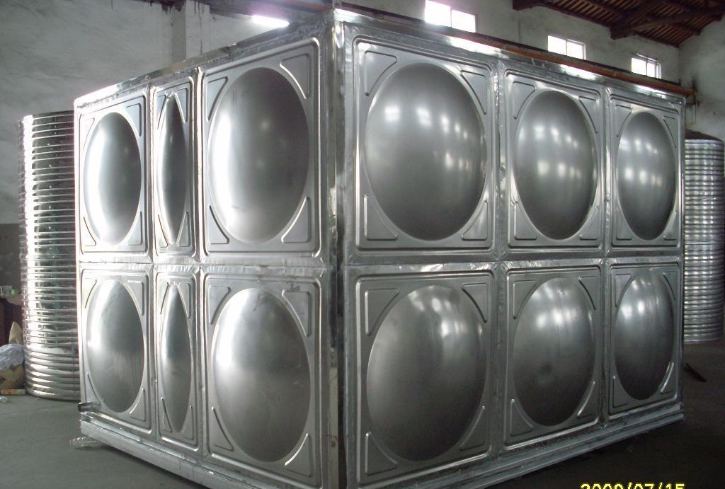 不锈钢水箱-- 甘肃鑫元机电设备有限公司