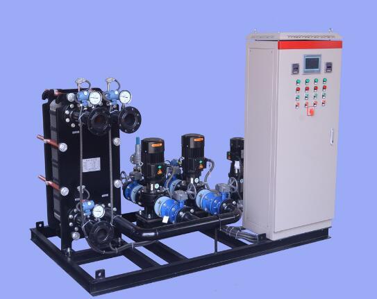 供暖设备 换热机组-- 甘肃鑫元机电设备有限公司