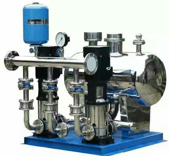 无负压供水机组-- 甘肃鑫元机电设备有限公司