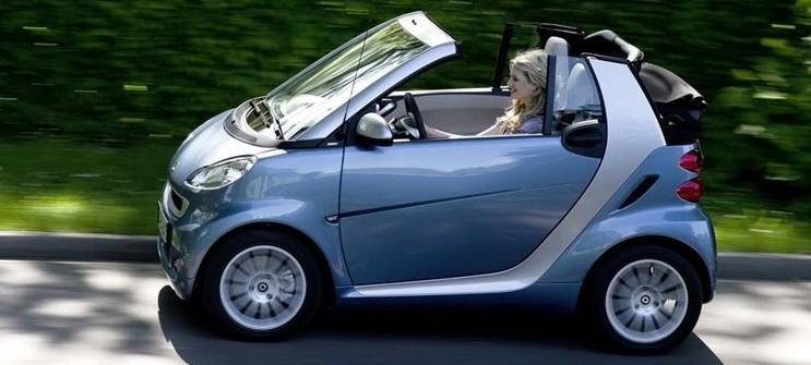 奔馳Smart-- 海南泓途汽車租賃有限責任公司