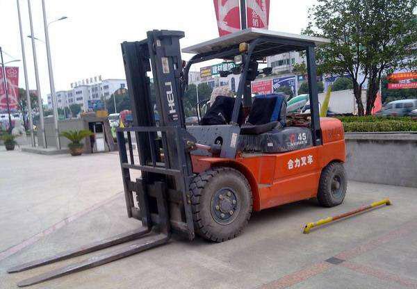 叉车租赁-- 南京诚信起重设备租赁有限公司
