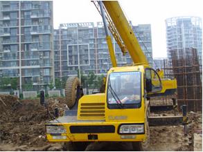 起重设备租赁出租-- 南京诚信起重设备租赁有限公司